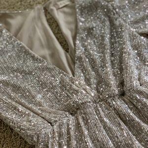 Women's Sequin Dress - Small